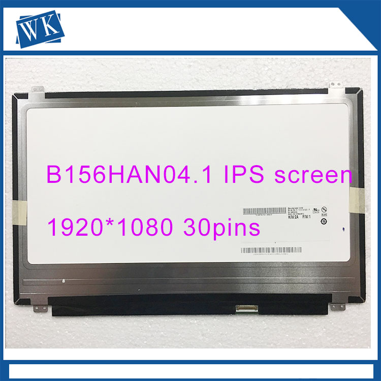 15.6slim 1920*1080 IPS screen B156HAN04.1 compatible with LP156WF6 SPL1 SPC1 SPK1 SPB1 SPM1 SPA1 SPH1 B156HAN01.2 LP156WF4 SPB1 18mm 20mm 22mm quick release watch band butterfly buckle strap for tissot t035 prc 200 t055 t097 genuine leather wrist bracelet