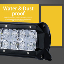 HELLO EOVO 7D 17 inch 180W LED Work Light Bar for Tractor Boat OffRoad 4WD 4×4 Truck SUV ATV Spot Flood Combo Beam