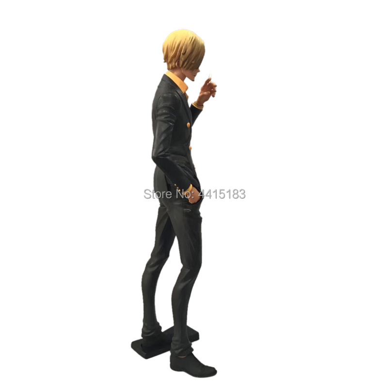 Anime One Piece New Sanji Roronoa Zoro PVC Action Figure Doll Collectible Model Toy Gift For Children in Action Toy Figures from Toys Hobbies