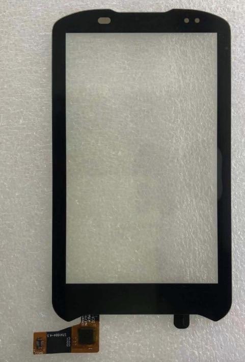 10 pz/lotto dello schermo di Tocco Per Motorola Symbol Zebra TC20 TC25 200J touchscreen digitizer vetro del pannello di ricambio
