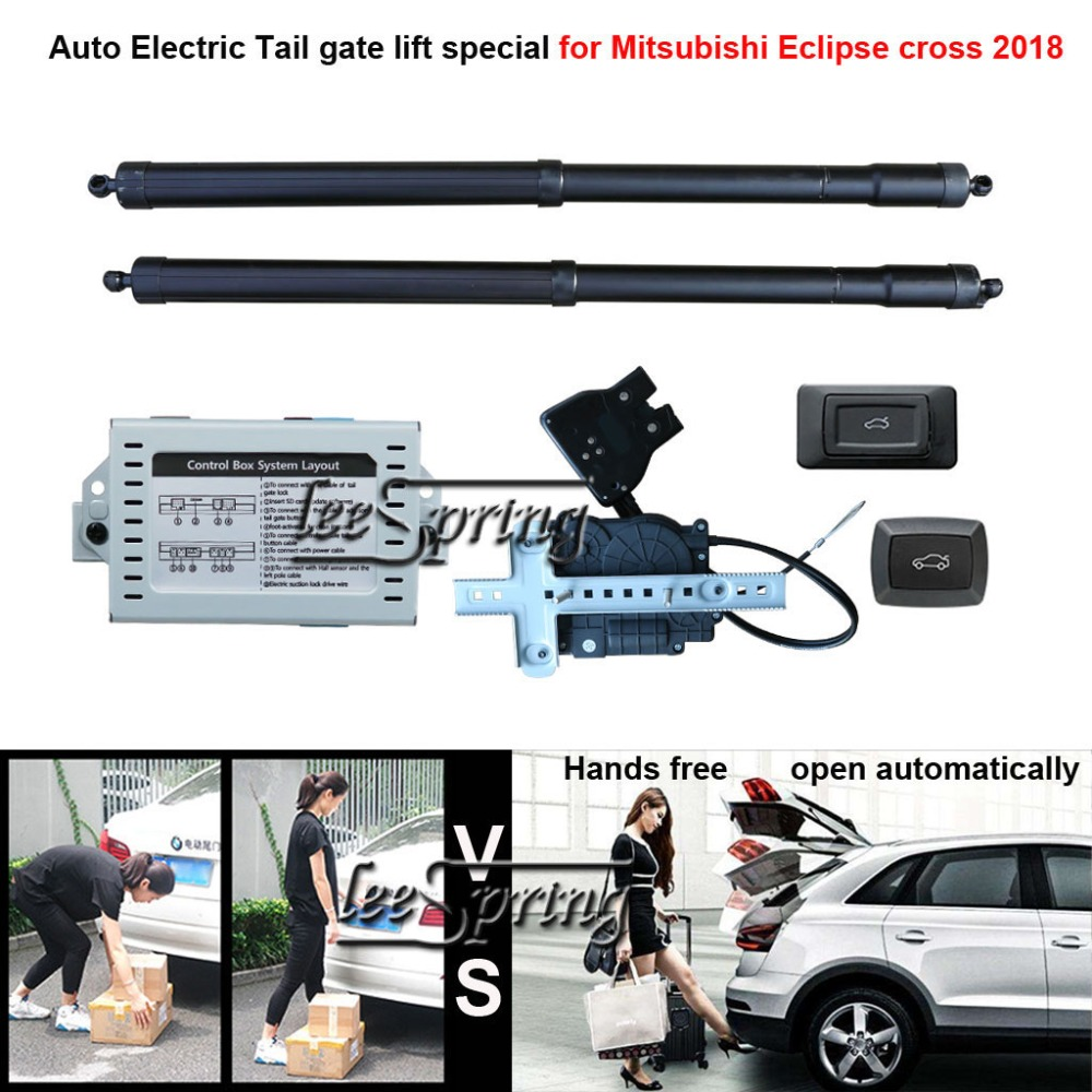Car Electric Tail Gate Lift Special For Mitsubishi Eclipse Cross 2018 Easily For You To Control Trunk