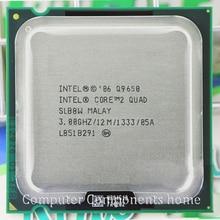 Intel core 2 quad q9650 procesor intel core 2 quad q9650 intel cpu intel q9650 (3.0 Ghz/12 M/1333 GHz) gniazdo 775 Pulpit CPU