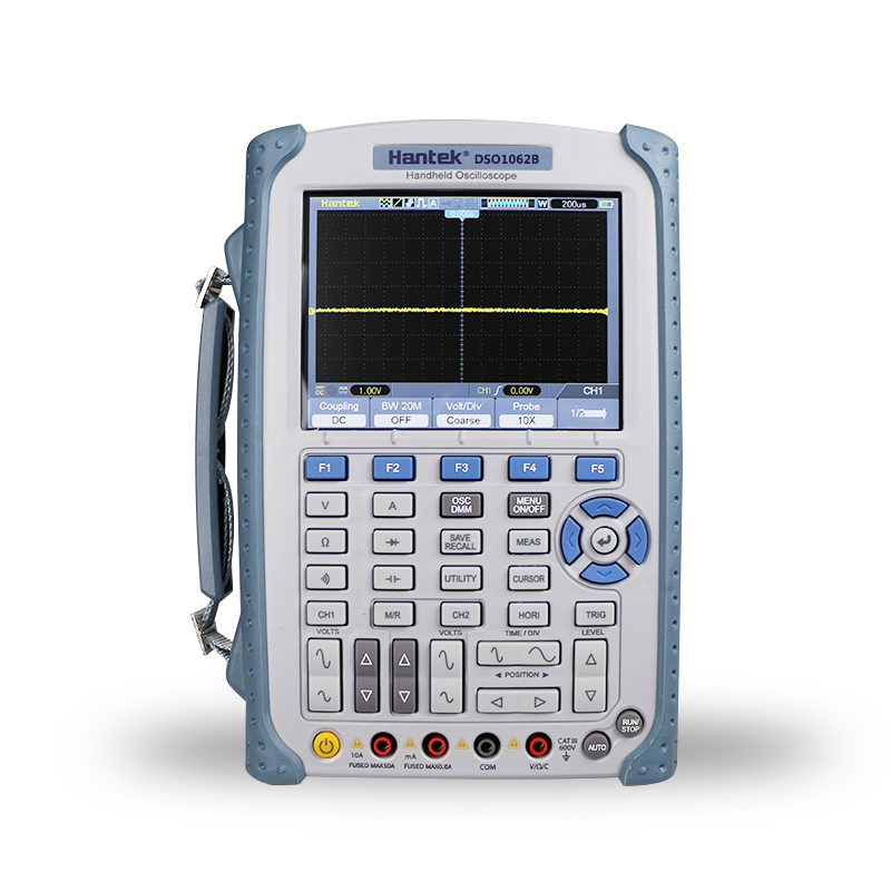 Hantek DSO1062S DSO1122S DSO1152S DSO1202S Handheld Oscilloscope 1M Memory Depth,6000 Counts DMM 1GSa/s 60-200MHz Multimeter updated from dso 1060 hantek dso1062b handheld oscilloscope 2 channels 60mhz 1gsa s sample rate 1m memory depth 6000 counts dmm