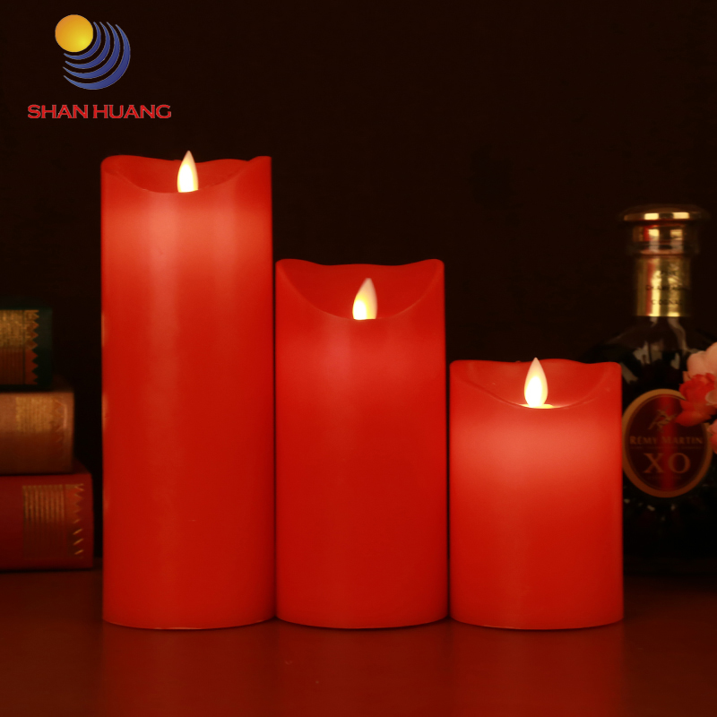 Red <font><b>LED</b></font> Swing candle Holiday <font><b>electronic</b></font> candles <font><b>LED</b></font> Household adornment candles