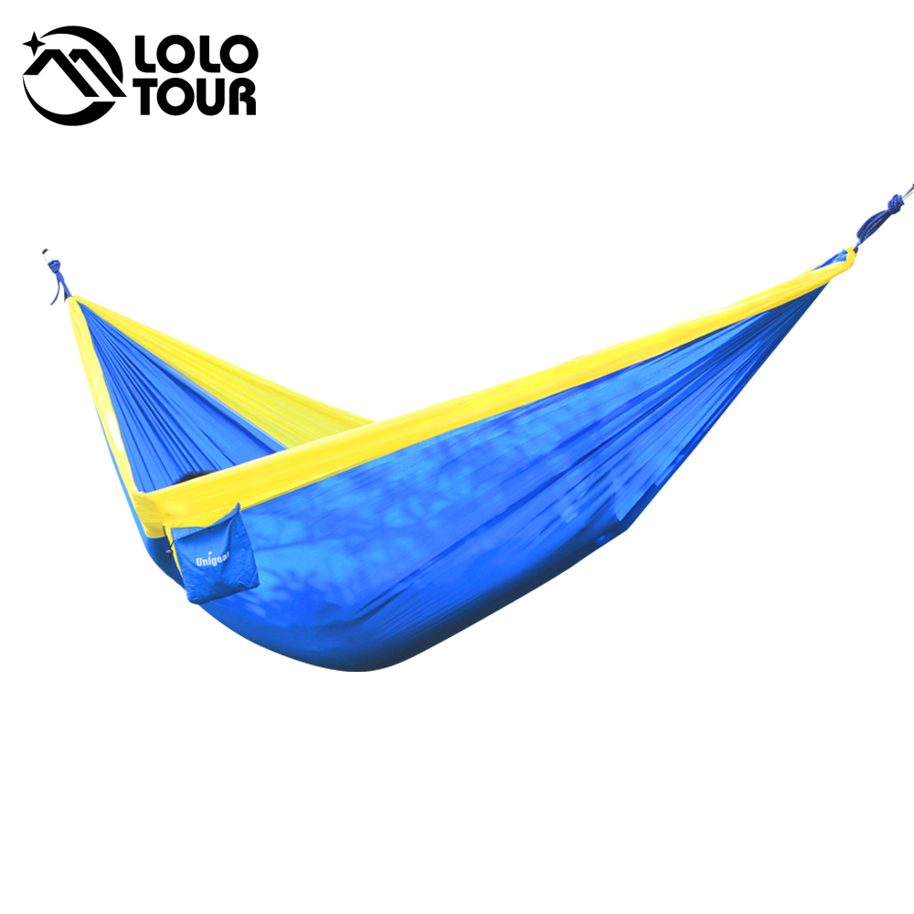 Furniture ... Outdoor Furniture ... 32658713057 ... 5 ... 320*200cm Ultra-Large 2-3 People Sleeping Parachute Hammock Chair Hamak Garden Swing Hanging Outdoor  Hamacas Camping 125*78'' ...