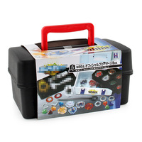 Bayblade Burst Peripheral Accessories Toy Gyro Storage Box Portable Toolbox Rotary Spin Top Gyroscope Combat Collect Box