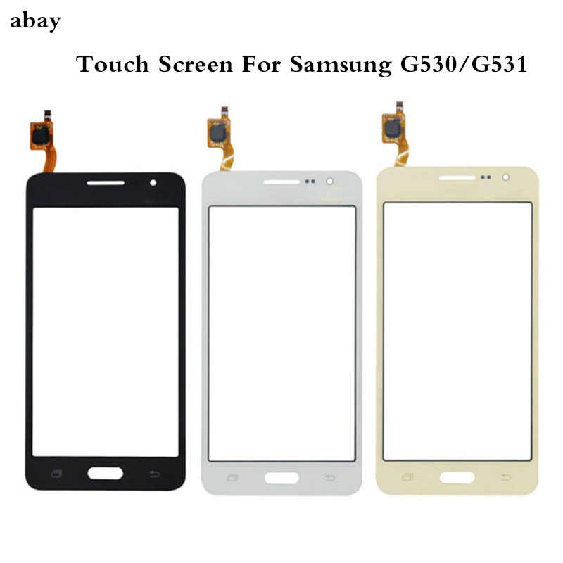 Voor SAMSUNG G530 Touch Panel Screen Digitizer Glas Sensor Touchscreen Voor Samsung Galaxy Grand Prime G531 G530 Touch Panel