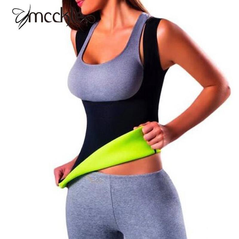 2016 Hot Women's Breast Care Body Shapper Sculpting Clothing Abdomen Fat Burning Neoprene Fitness Shapers For Women