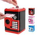 Elektronische Sparschwein Safe Geld Boxen für Kinder Digitalen Münzen Bargeld Saving Sichere Anzahlung Mini ATM Maschine Kind Geschenk ATM-ZH