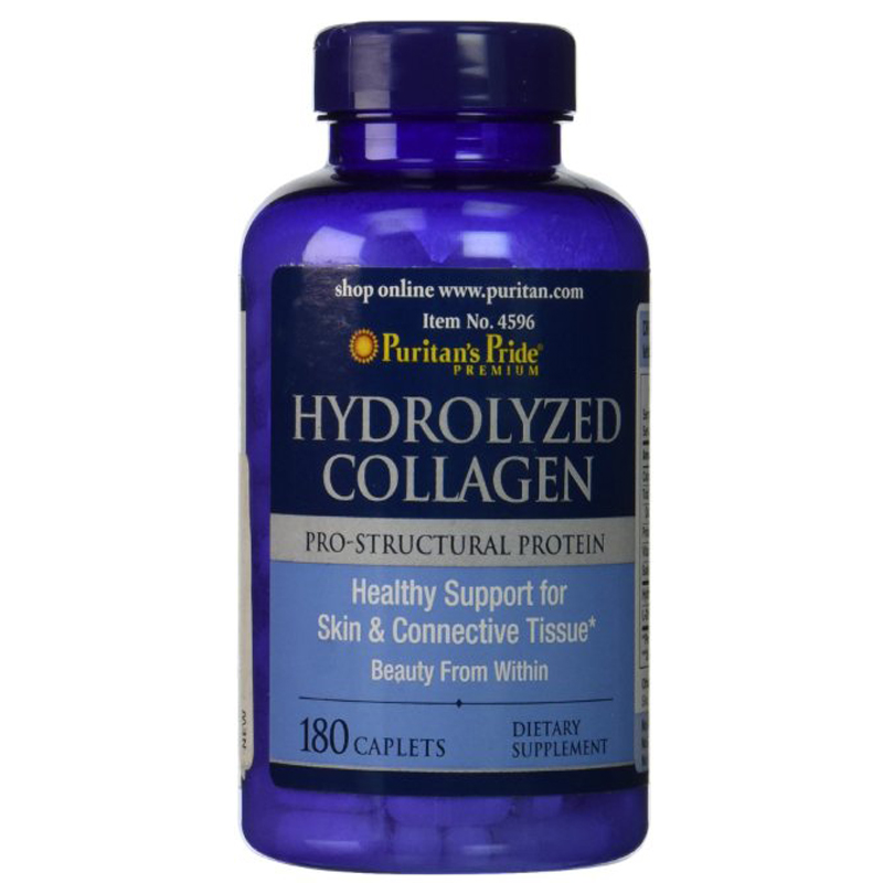 . Hydrolyzed Collagen 1000 mg-180 cps Restore Strength and Flexibility to Hair neocell collagen 2 joint specific collagen 2400 mg 120 capsules free shipping