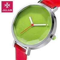 2016 Hot Famous Brand Watches JULIUS Luxury Vintage Women S Watch Wristwatches Quartz Watch Round Waterproof