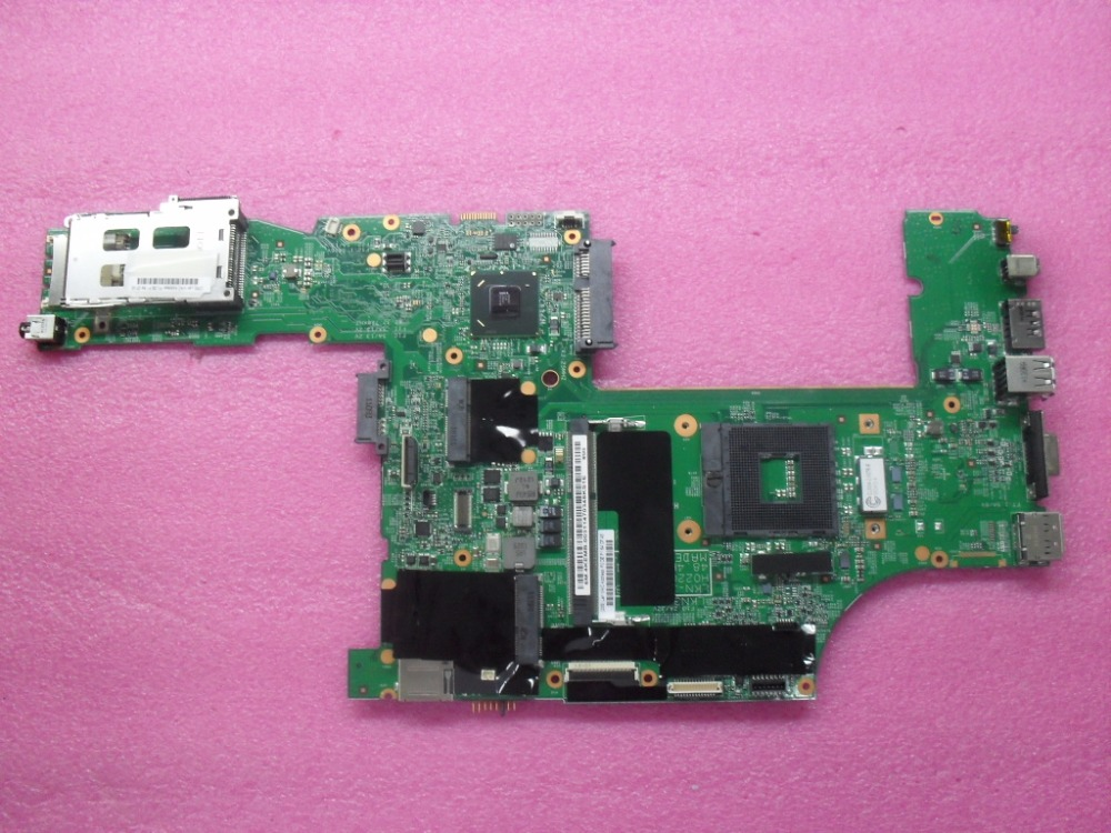 Main Board Original for Lenovo Thinkpad T520 T520I Integrated Motherboard System 04W2024 04W2026 04W2022 04W2020 for lenovo b510 aio system motherboard h55 1156 11013011 11012732 original box bag wholesale