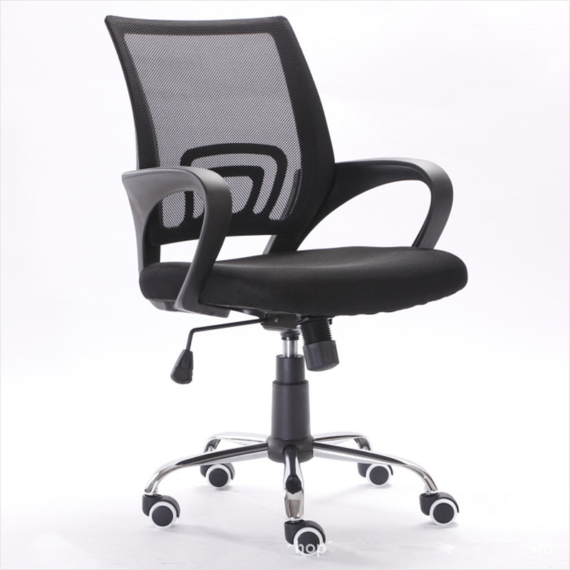 Office Furniture Chair Fashion Computer Office Chair Mesh Staff Swivel Chair Conference Chair Lift Stool Happy Date office chair scandinavian book table american staff swivel chair lift student chair