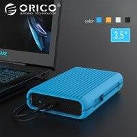 ORICO MS35 1/2/3/4 ТБ USB3.1 Gen2 TYPE C 3,5 в 10 Гбит/с высокой Скорость противоударный Внешние жесткие диски HDD Desktop мобильный жесткий диск