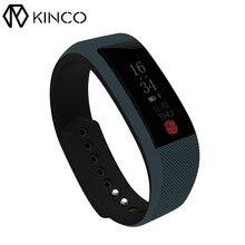 T-3 0.91 дюймов OLED Водонепроницаемый сердечного ритма сна Мониторы шагомер упражнение Bluetooth 4.0 Смарт браслет для IOS/Android
