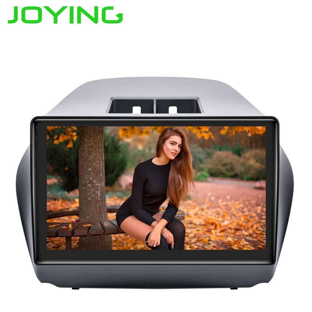 JOYING 10.1 Polegada Android 8.1 GPS Rádio Estéreo IX35 4 + 32 GB Unidade de Cabeça para Hyundai TUCSON 2011- 2016 com Carplay Wi-fi Bluetooth DSP