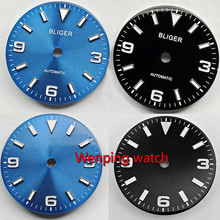Esfera del reloj estéril 29mm fit ETA 2824/2836 2813/3804 Miyota 8200,8215,821A Series movimiento p868