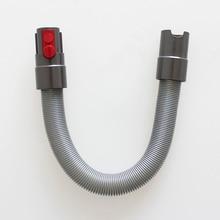 Adoolla vacuum cleaner extended telescopic telescopic hose for Dyson V7 V8 V10 vacuum cleaner spare parts