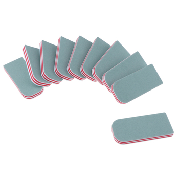 10Pcs Professional Nail Art Buffing Sanding Buffer Block, Dress Your Nails Quickly, Keep the Nails in a Good Shape 6