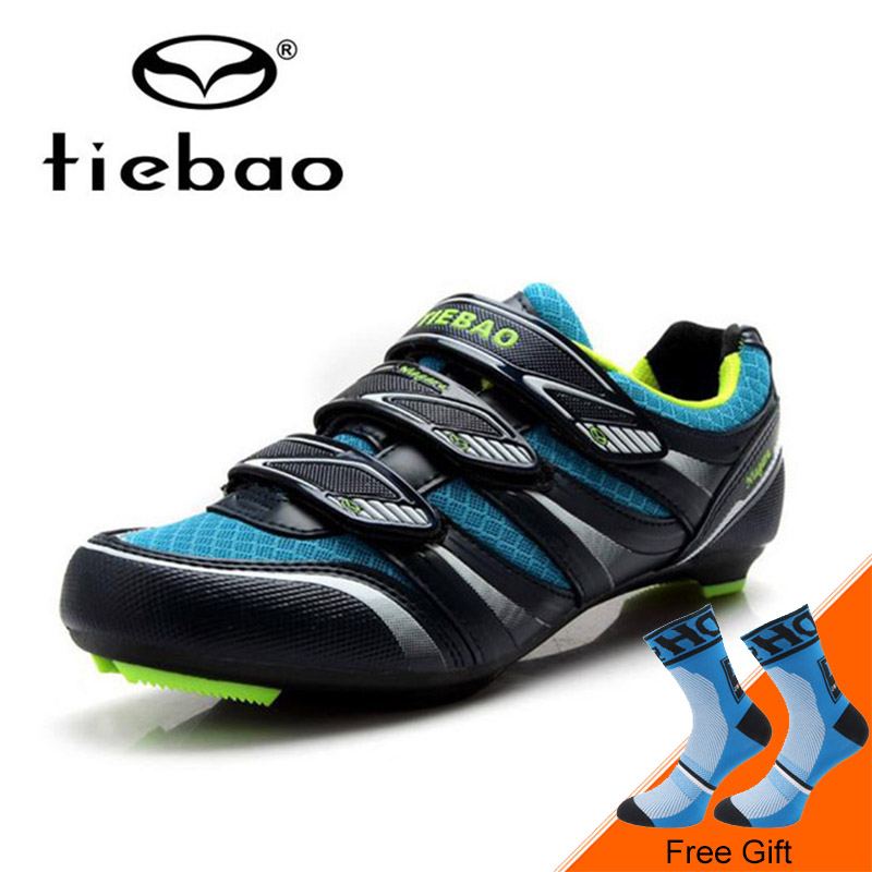 Tiebao Fahrrad Bike Carbon Radfahren Schuhe Männer Self-locking Carbon Ultraleicht Professionelle Athletisch Rennrad Racing Schuhe Sport & Unterhaltung