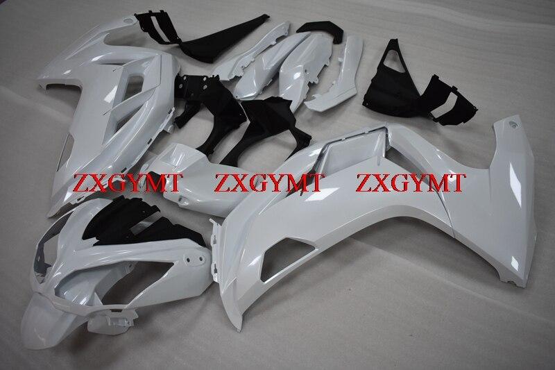 Fairings for EX 650 2012 - 2016 Fairing ER6F 2014 White  Abs Fairing ER-6F 2012Fairings for EX 650 2012 - 2016 Fairing ER6F 2014 White  Abs Fairing ER-6F 2012