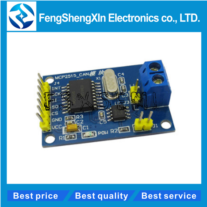 1PCS MCP2515 CAN Bus Module TJA1050 Receiver SPI Module for arduino DIY KIT image