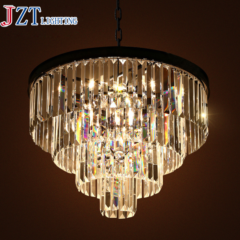 Z Continental E14 Pendant Lamp Modern Crystal Dining Room Living Room Bedroom Lights Creative RHR Nordic Villa Project Lights gilbert e big magic creative living beyond fear