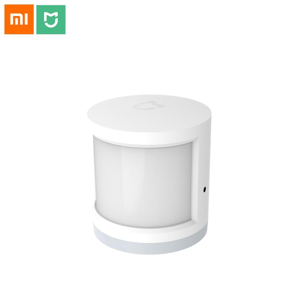 Original Xiaomi Human Body Sensor Magnetic Smart Home Super Practical Device Smart Intelligent Device For Mi Smart Home APP