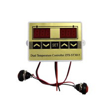 2019 Multi-function Delay Cycle Timer Switch Timing ZFX-ST3015 Controller