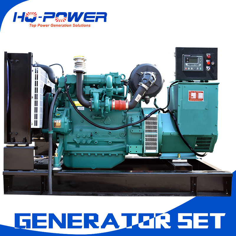 china well selling 50kw 60kva small size deutz diesel power generator prices