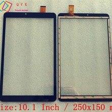Черный 10,1 дюйма для BQ-1045G BQ 1045G/BQ 1045 orion планшетный ПК емкостный сенсорный экран стеклянная дигитайзер панель