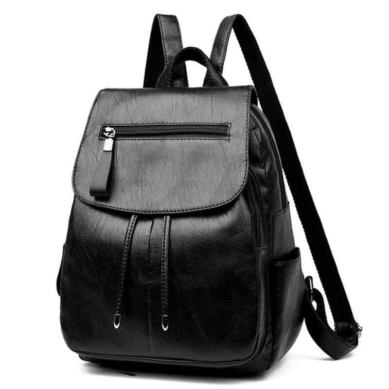 e1ba95480564 Мини ПУ кожа плечо молния путешествия рюкзак школьные сумки для подростка  обувь девочек сумки для женщин