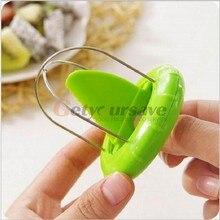 Мини нож для фруктов очистка от кожицы слайсер Кухонные гаджеты Инструменты для питая зеленый киви