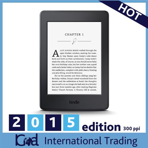 Us 198 0 Kindle Paperwhite Wifi 4gb 300 Ppi 2015 Japanese Edition With Ads Ebook Reader Brand New E Reader Electronic Books Reader Kindle In Ebook