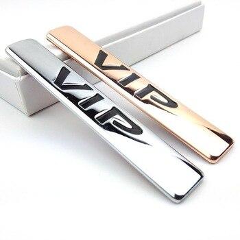 VIP Metal Badge Emblem Logo
