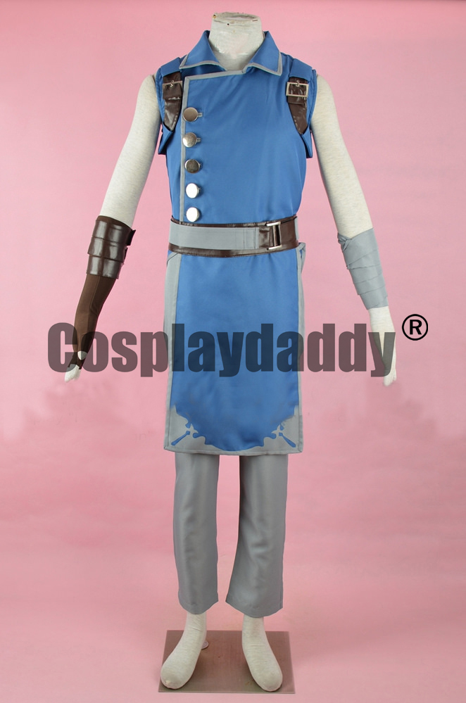 Castlevania Super Smash Bros. Ultimate Vampire Hunter Richter Belmont Fighting Game Outfit Cosplay Costume F006