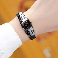 DALISHI Top Brand Lady Quartz Watch Simple Rectangle Dial Women Business Wristwatch Girl Fashion Casual Charm Clock Reloj Hombre
