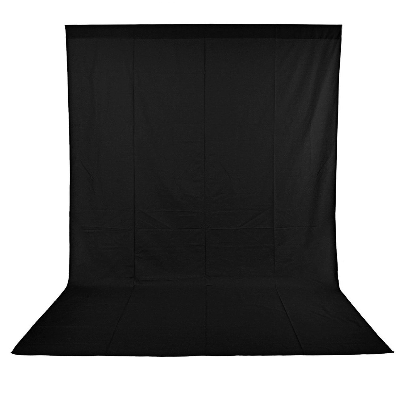 10 x 20FT/3x6 M Photo Studio 100% Mousseline Pur Pliable Toile de Fond Fond pour La Photographie, Vidéo et la Télévision