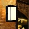 Thrisdar 9 Вт наружная садовая настенная лампа креативный водонепроницаемый внутренний проход коридор балкон настенный светильник Лестница Ст...