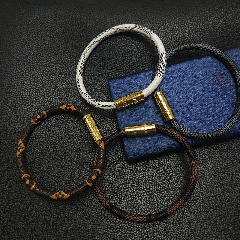 2F0A579FD32128C6FAE2754019904D31  VEROMCA Leather-based Bracelet Stainless Metal Bracelets Males Jewellery Excessive High quality Charms Bracelets jewellery Magnetic Bracelet HTB1nUbuyhWYBuNjy1zkq6xGGpXa9