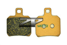 Promo offer Brake Pads Organic  Kevlar For APRILIA Tuono R 1000 Radial caliper/2 pda type 2002-2010 Rear OEM New High Quality
