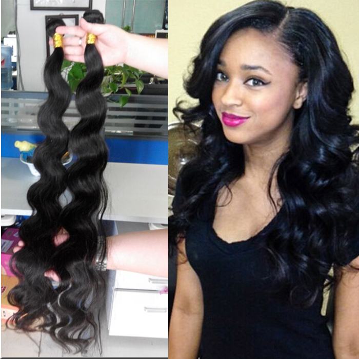 8a Virgin Philippine Hair Online Shop 30 32 34 Inch Weave Body Wave