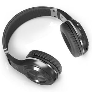 Image 3 - Bluedio H+ Wireless Headset Bluetooth Headphone Super Bass Stereo Support FM Radio TF Card Play Handsfree Microphone