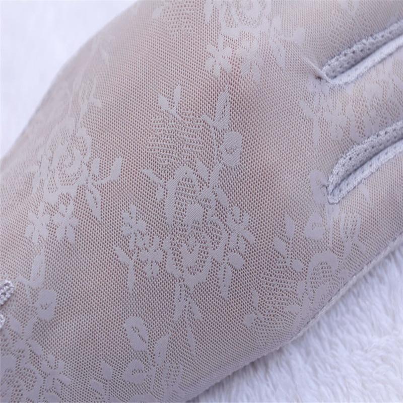 Women's Summer UV-Proof Driving Gloves Gloves Lace Gloves luvas hand gloves guantes eldiven handschoenen #2O28 4