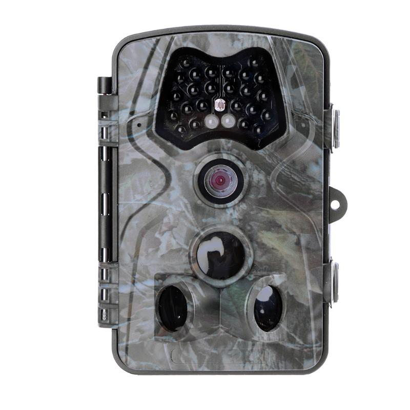 Waterproof Outdoor 12 Million HD Pixels Hunting Camera Infrared Sensor Dustproof 20m Trigger Distance Hunting Recorder Camera