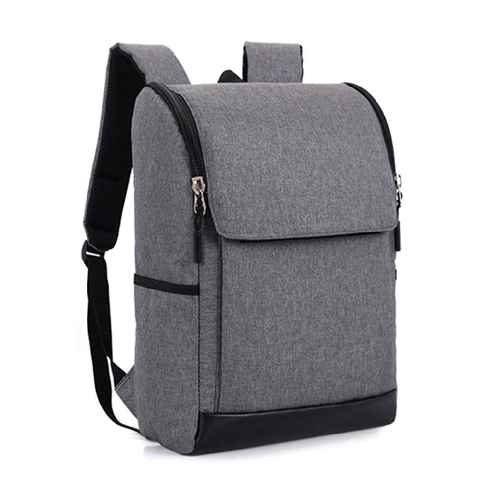 LJL Slim Laptop Backpack Lightweight School Bookbag Business Computer Backpack For Women And Men Fit 15.6 Inch Laptop