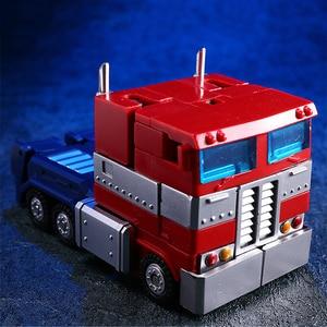 Image 3 - التحول G1 OP قائد النحل معركة نماذج من الشاحنات جيب صغير الحرب عمل الشكل روبوت الأولاد مشوهة اللعب الهدايا
