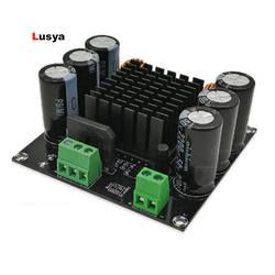 XH-M253 высокое Мощность TDA8954TH цифровой усилитель доска 420 Вт моно выход BTL HiFi аудио модуль усилителя DC24V D3-003