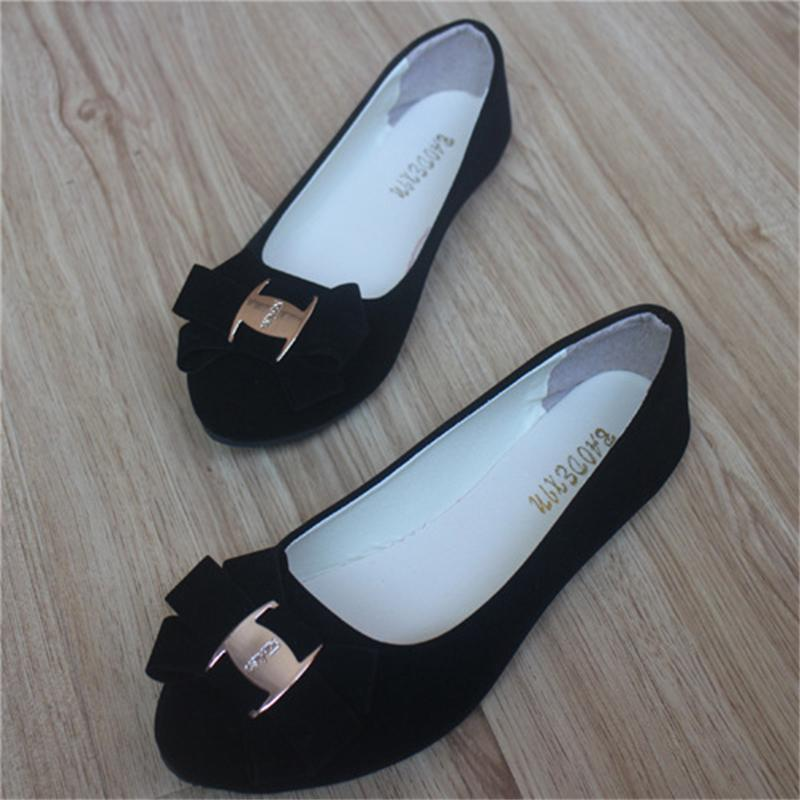 Big Size Women Flats Shoes Woman Loafers Summer Fashion Shallow Sweet Flat Casual Women Shoes Zapatos Mujer Plus Size 35-43 plus size 34 43 new platform flat shoes woman spring summer sweet casual women flats bowtie ladies party wedding shoes