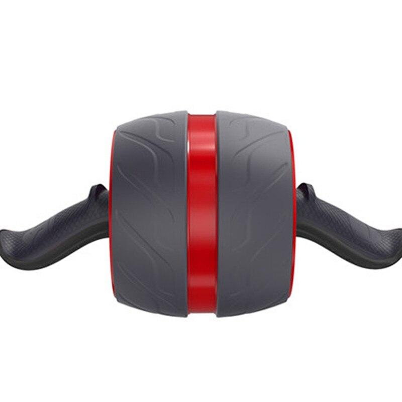 Ressort élastique automatique en acier au carbone ressort abdominal rouleau d'entraînement noyau rouleau muscle Fitness maison Gym rouleau exercice